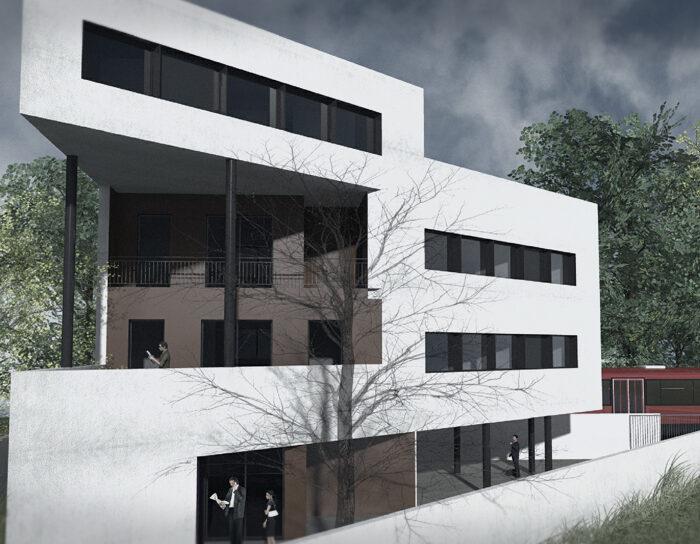 Edificio Juan Pérez Zúñiga