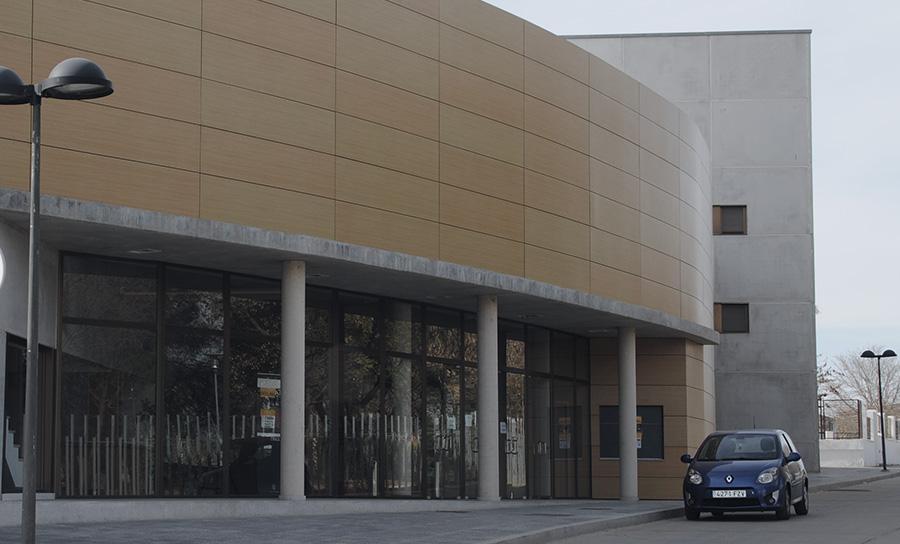 Auditorio de Trigueros